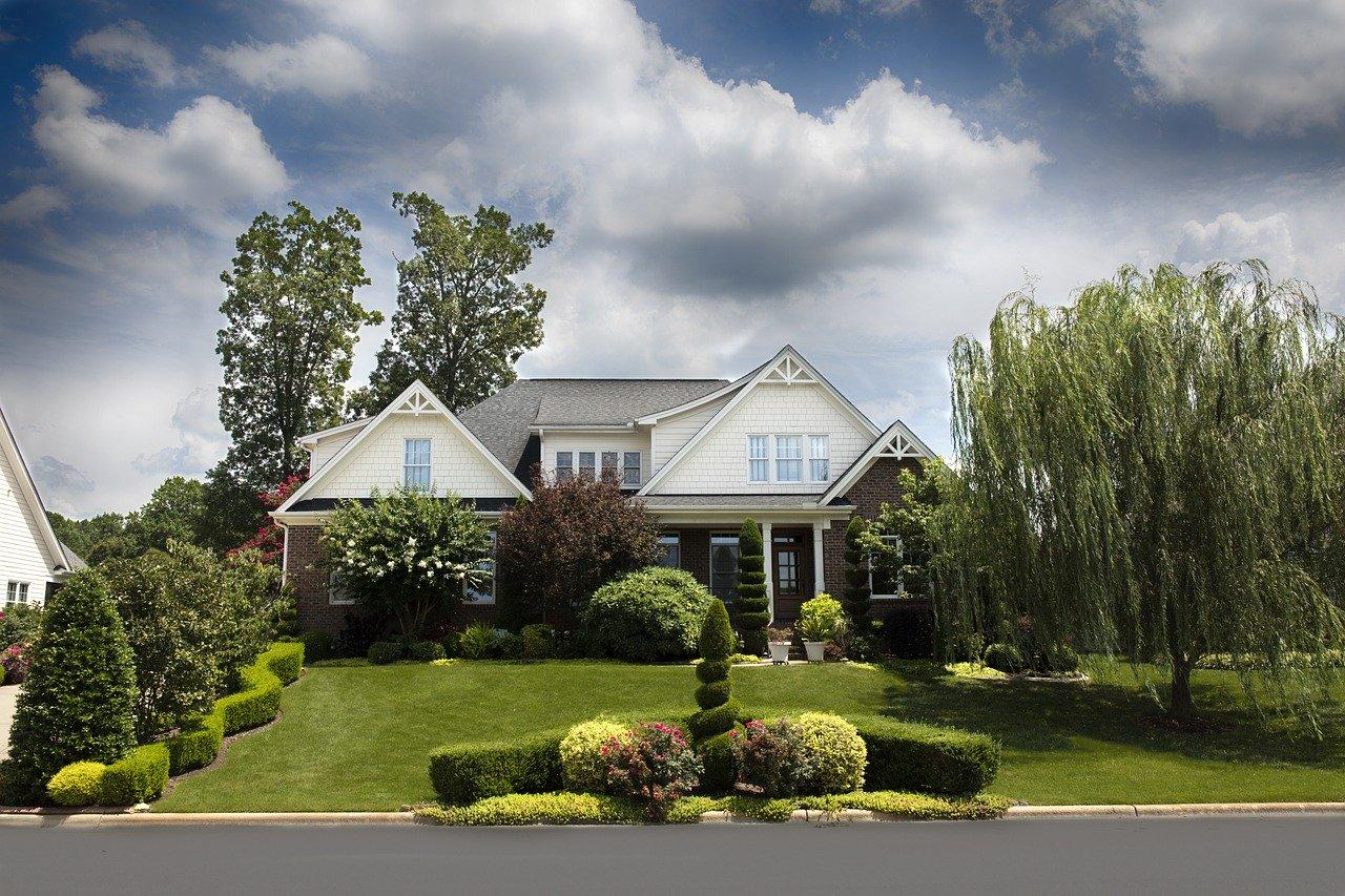 house, residence, home